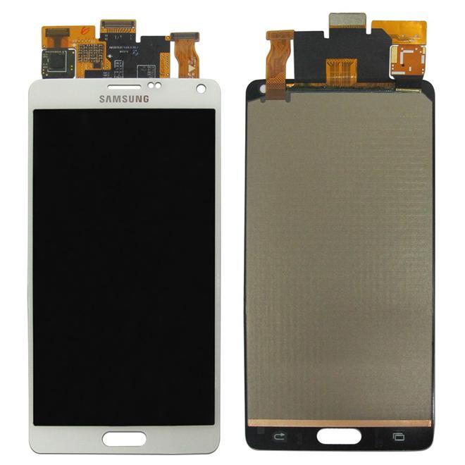 Samsung Note 4 LCD - לבן