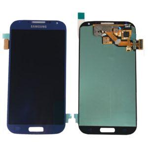 Samsung S4 LCD - כחול