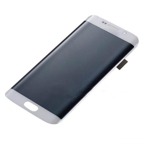 Samsung S6 Edge Plus LCD - כסף