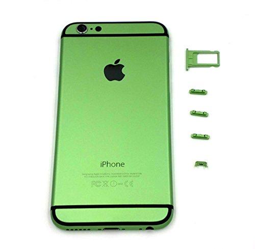 אייפון 6 גב-בית המכשיר - ירוק