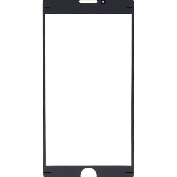 אייפון 6 זכוכית קדמית - שחור