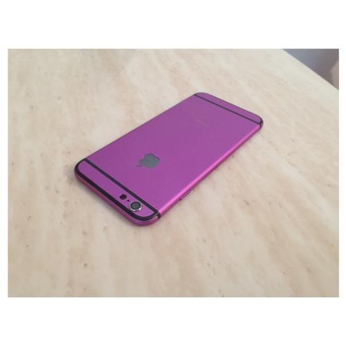 אייפון 6 Plus גב-בית המכשיר - Purple