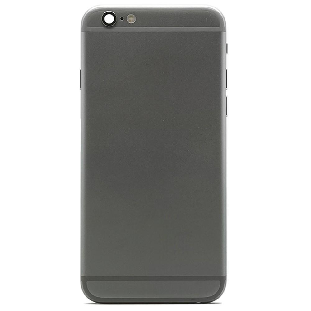 אייפון 6 Plus גב-בית המכשיר - אפור