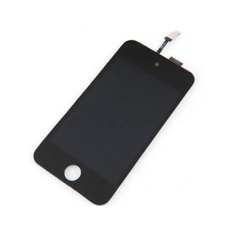 iPod Touch דור 4 מסך תצוגה - שחור