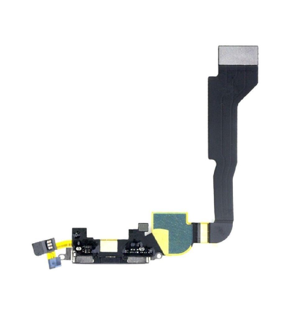 אייפון 4 שקע טעינה פלקס  - שחור