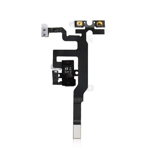 אייפון 4S פלקס של כפתורי ווליום
