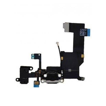 אייפון 5 שקע טעינה פלקס  - שחור