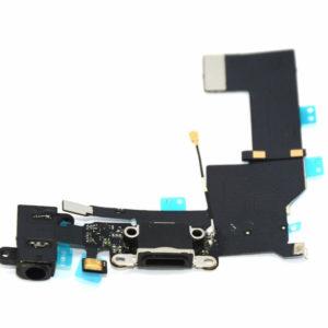 אייפון 5S שקע טעינה פלקס  - שחור