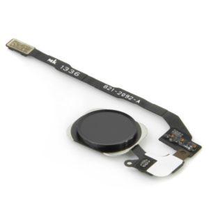 אייפון 5S כפתור בית (פלקס)- שחור