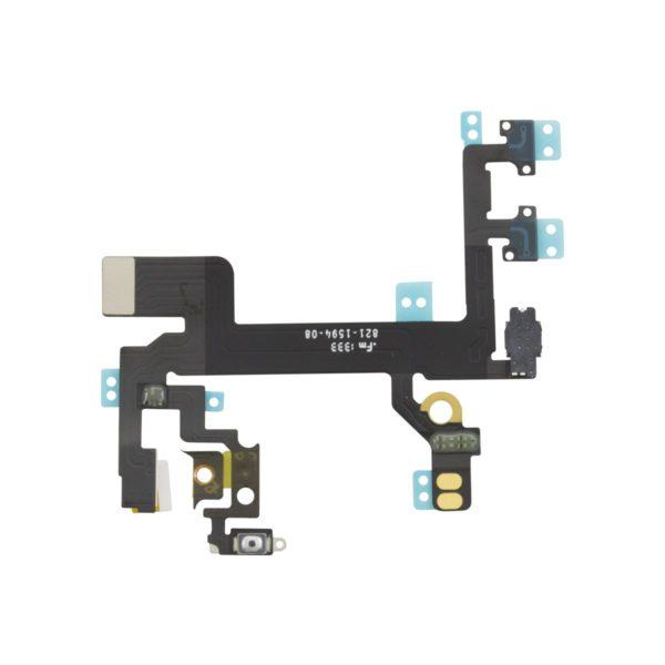 אייפון 5S כפתור כיבויהדלקה (פלקס)