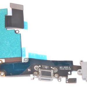 אייפון 6 Plus שקע טעינה פלקס  - אפור