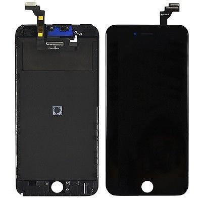 אייפון 6 Plus LCD Screen - שחור (A/M Quality)