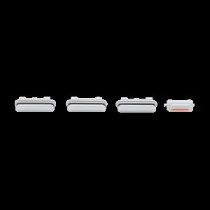 אייפון 6S ערכת ברגים - כסף